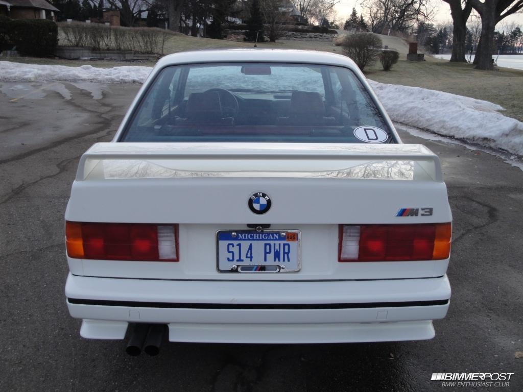 S14pwr S 1988 M3 Bimmerpost Garage